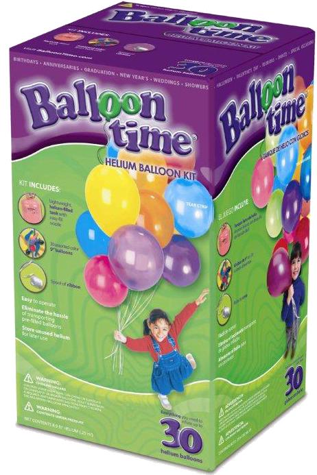 Balloon Time Set 30